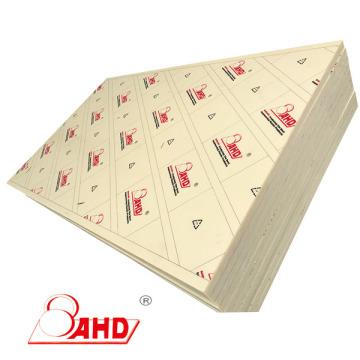 Extruded V0 grade flame retardant ABS Board