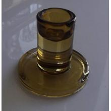 Glass Clylinder TCandlestick Holder