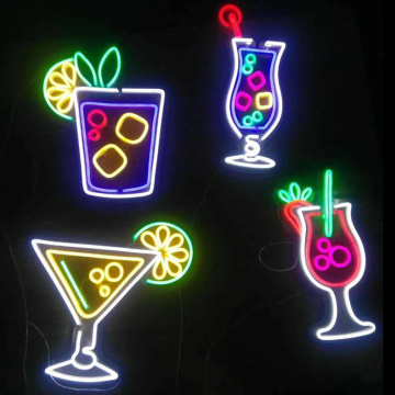 GAMBAR BAR NEON SIGN