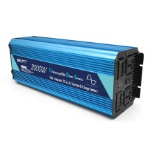 Pure Sine Wave Inverter Charger UPS 3000 Watt