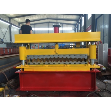 Professional corrugated roll forming machine in stock