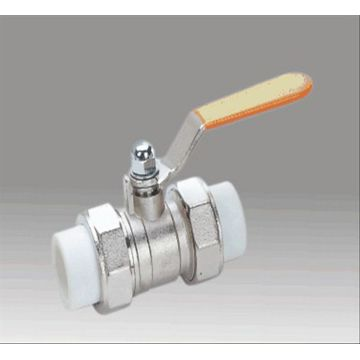 Brass pipe fitting brass Union Ball Valve