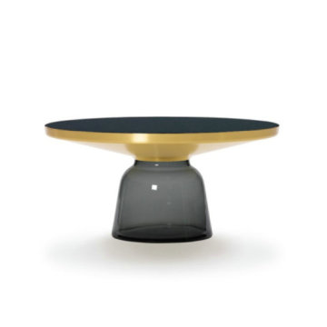 Tempered glass Bell coffee table