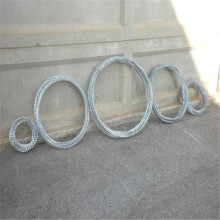 double coil CBT-60 razor wire stainless steel 304