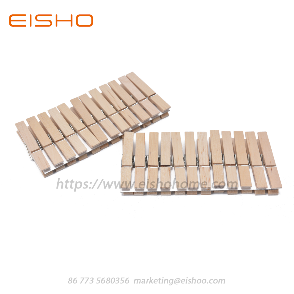 Fc 1108 2 24eisho Wooden Pegs Mini Clothespins 4