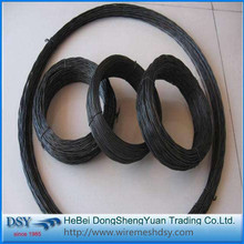 construction using black annealed steel iron wire