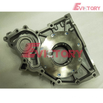 VOLVO D5D D4E D4D water pump oil pump
