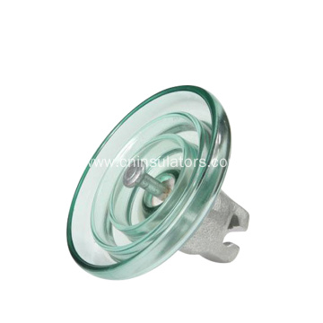 U160B Glass Suspension Disc Insulator