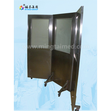 Stainless steel triple protective screen