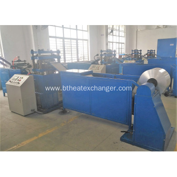 Standard Series High Speed Fin Machines