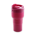 Silicone Collapsible Coffee Cup With Lid For Outdoor