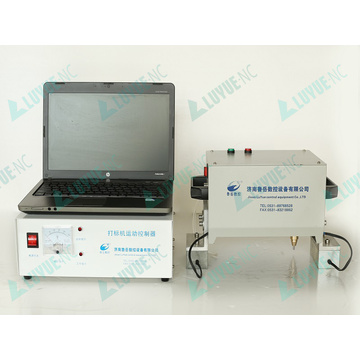 Portable Flange Pipe Fittings Pneumatic Marking Machine