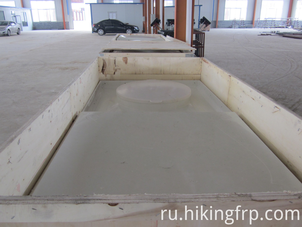 fiberglass water tank for drinking