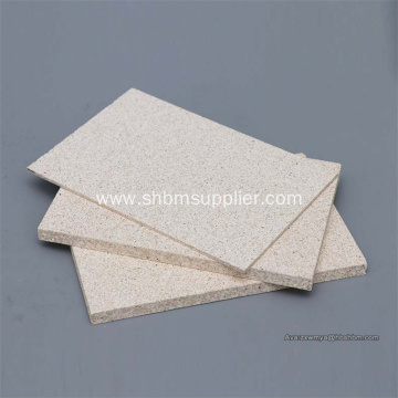 Heat-Insulating Fireproof No-formaldehyde 12mm MgO Board