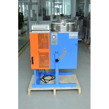 Solvent Recovery Machine with Motorcycle
