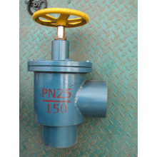 Professional for Globe Valve For Ammonia Steel Right Angle Globe Valve/ Throttle Valve export to Congo, The Democratic Republic Of The Wholesale