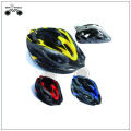 Custom colorful bicycle helmets for sale