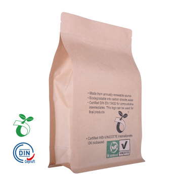500g kraft paper packaging coffee bag