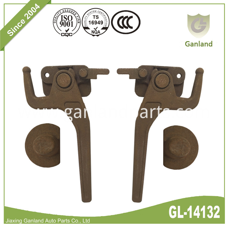 Drop Side Handle Latch GL-14132