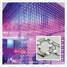 DMX led light pixel 50mm 3D ball sphere