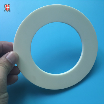 insulating corrosion resistant Alumina Ceramic Flange ring