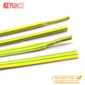 Excellent Tensile Colorful Heat Shrink Tube Yellow green