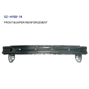 Steel Body Autoparts HYUNDAI 2011 ACCENT FRONT BUMPER