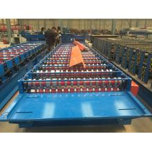 Discount Price for Double Layer Metal Roof Roll Machine Two Layer Step Tile Corrugated Arc Machine supply to United States Minor Outlying Islands Supplier