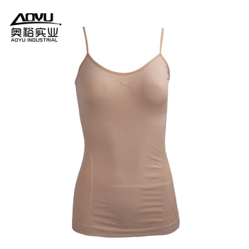 Massive Selection for Women Tank Top Cheap  Women Seamless Slimming Camisole Tank Tops export to Japan Manufacturer