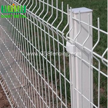 Triangle Bending Fence PVC Coated