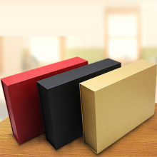 Book-shaped Gift Box with Magnetic Lid