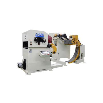 Best Quality for Coil Feeding Line 3 in 1 Servo Feeder Straightener Cum Decoiler supply to China Taiwan Supplier