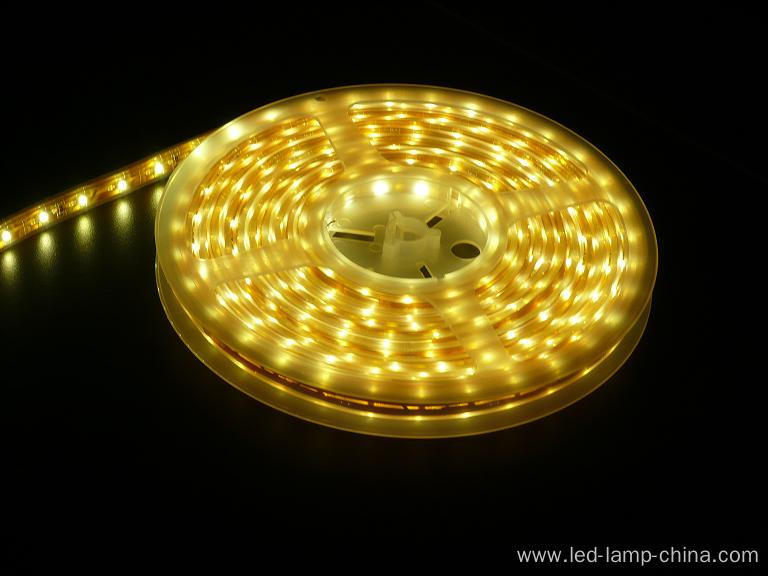 12V Waterproof Super Bright 5M White SMD 3014 300 LED Light Strip