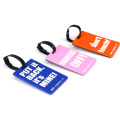 Beautiful earth custom luggage tag