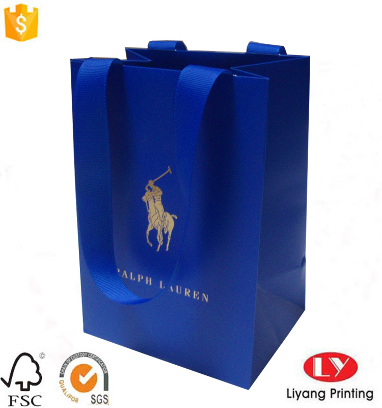 jewelry packaging paper bag