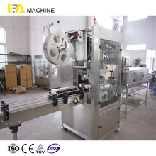 Automatic Bottle Shrink Sleeve Labeling Machine