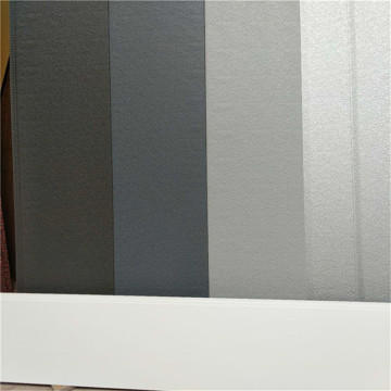 Aluminum steel insulated metal wall panels