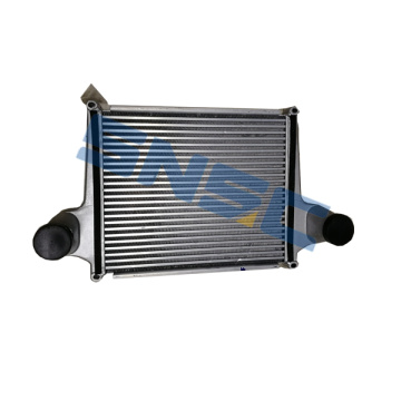 SN02-000036 condenser assembly for SHACMAN light truck