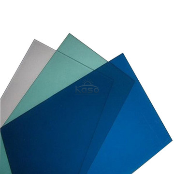 Smoked Pc Top Quality Tinted Polycarbonate Solid Sheet