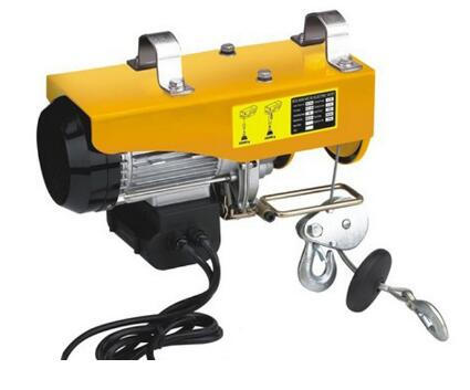 PA Mini Electric Hoist With Wireless Remote Control