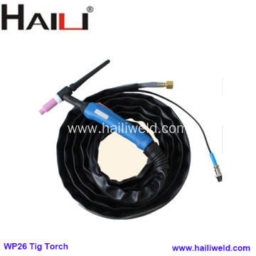 Air Cooled Tig welding torch wp-26
