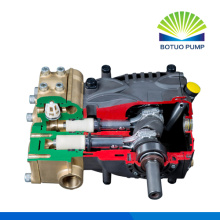 Industrial sewer Triplex Plunger Pumps