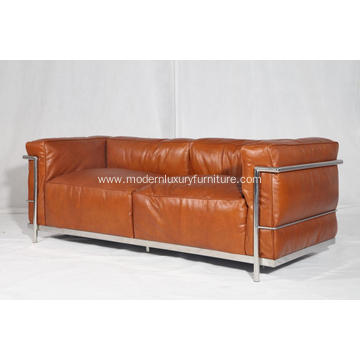 Le Corbusier LC3 Grand Confort Sofa Replica