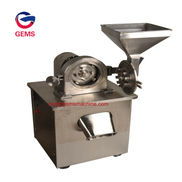 100mesh Tea Moringa Leaf Sugar Powder Grinding Machine