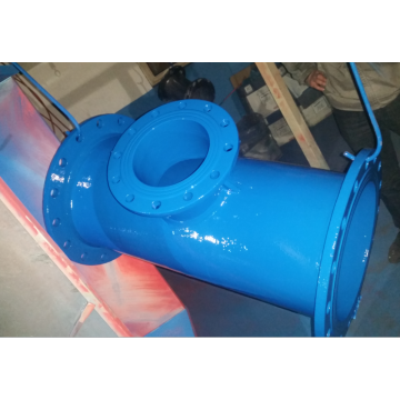 Ductile Iron All  Flang  Tee
