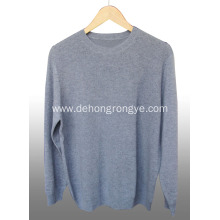 High Quality for Men`S Cashmere Sweater,Men`S V-Neck Cashmere Sweater,Men`S Knitted Cashmere Sweater, Men`S Cashmere Pullover Sweater Suppliers in China Round neck cashmere men's sweater supply to Saint Kitts and Nevis Exporter