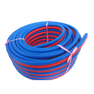 high pressure pvc twin welding hose