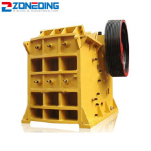 Jaw Plate Granite Primary Crusher