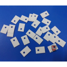Leading for Laser Cutting Ceramics,Alumina Ceramic Substrate Sheet,Tobacco Laser Cutting Nozzle Manufacturer in China insulating alumina ceramic heat sink circuit board substrate supply to Italy Manufacturer