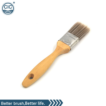 cheap wooden handle Paint Brush with high quality